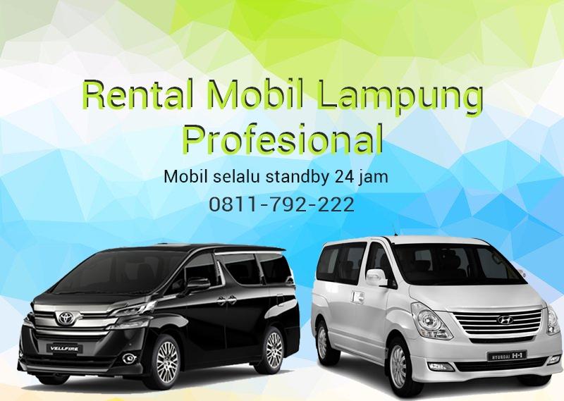 Rental Mobil Lampung Profesional